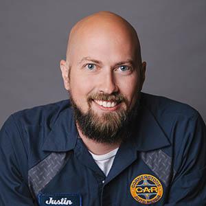 Justin Rose, Master Technician