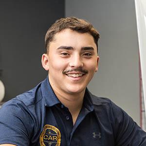 Lorenzo DelValle, Service Advisor